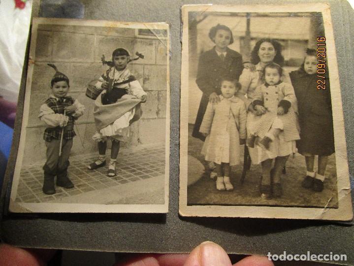Fotografía antigua: ANTIGUO ALBUM FOTOS ALICANTE Y ELDA 49 FOTOGRAFIAS EN FIESTAS PLAYA ATRACCION ETC - Foto 23 - 164636546
