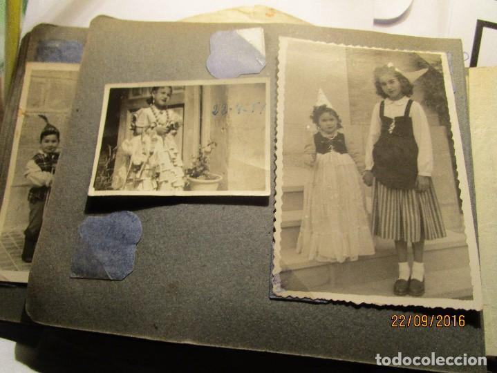 Fotografía antigua: ANTIGUO ALBUM FOTOS ALICANTE Y ELDA 49 FOTOGRAFIAS EN FIESTAS PLAYA ATRACCION ETC - Foto 26 - 164636546