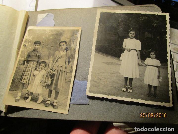 Fotografía antigua: ANTIGUO ALBUM FOTOS ALICANTE Y ELDA 49 FOTOGRAFIAS EN FIESTAS PLAYA ATRACCION ETC - Foto 27 - 164636546