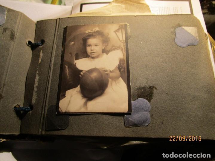 Fotografía antigua: ANTIGUO ALBUM FOTOS ALICANTE Y ELDA 49 FOTOGRAFIAS EN FIESTAS PLAYA ATRACCION ETC - Foto 28 - 164636546