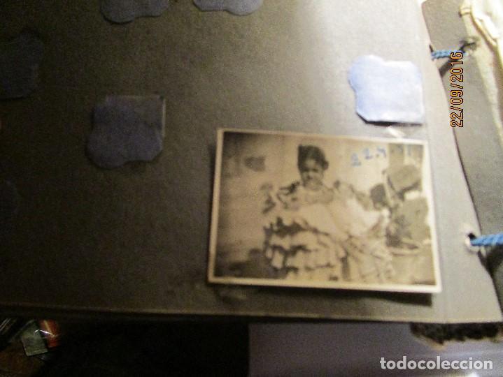Fotografía antigua: ANTIGUO ALBUM FOTOS ALICANTE Y ELDA 49 FOTOGRAFIAS EN FIESTAS PLAYA ATRACCION ETC - Foto 31 - 164636546