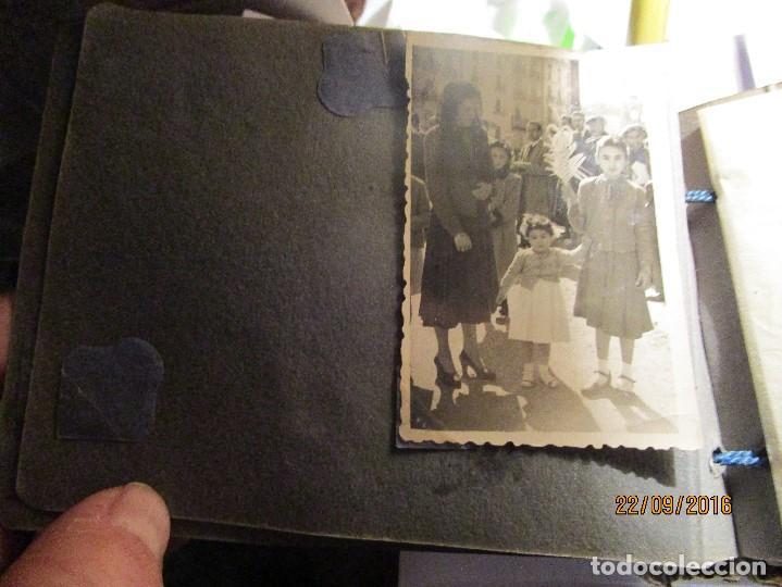 Fotografía antigua: ANTIGUO ALBUM FOTOS ALICANTE Y ELDA 49 FOTOGRAFIAS EN FIESTAS PLAYA ATRACCION ETC - Foto 33 - 164636546