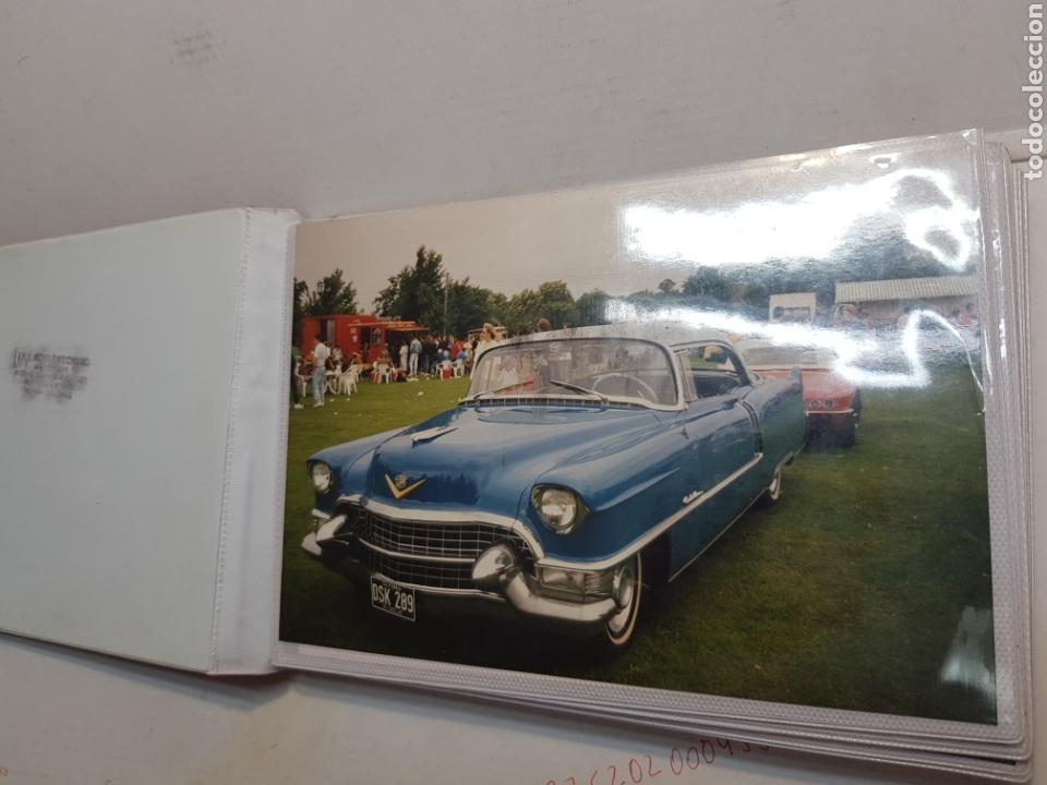 Fotografía antigua: Album fotos originales de coches antiguos - Foto 3 - 165816372