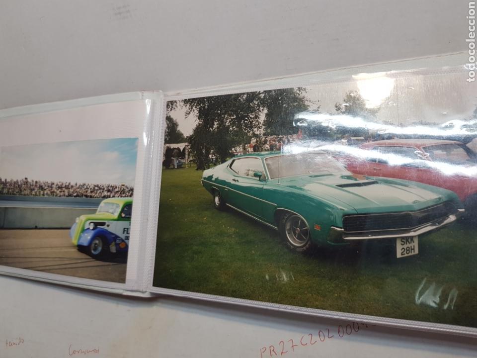 Fotografía antigua: Album fotos originales de coches antiguos - Foto 4 - 165816372