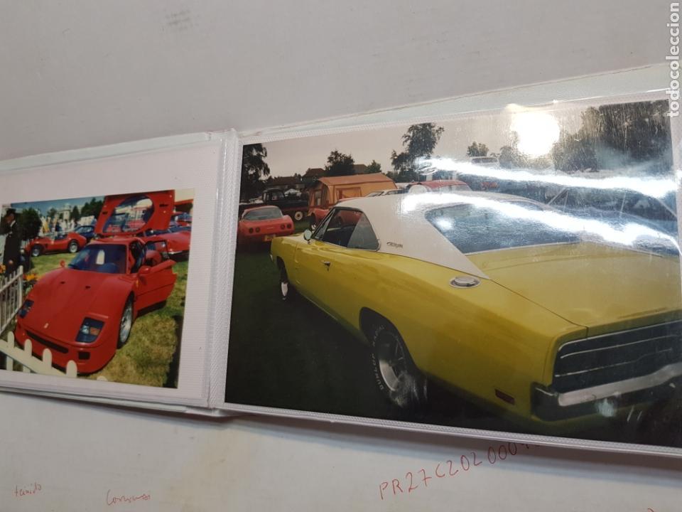 Fotografía antigua: Album fotos originales de coches antiguos - Foto 5 - 165816372
