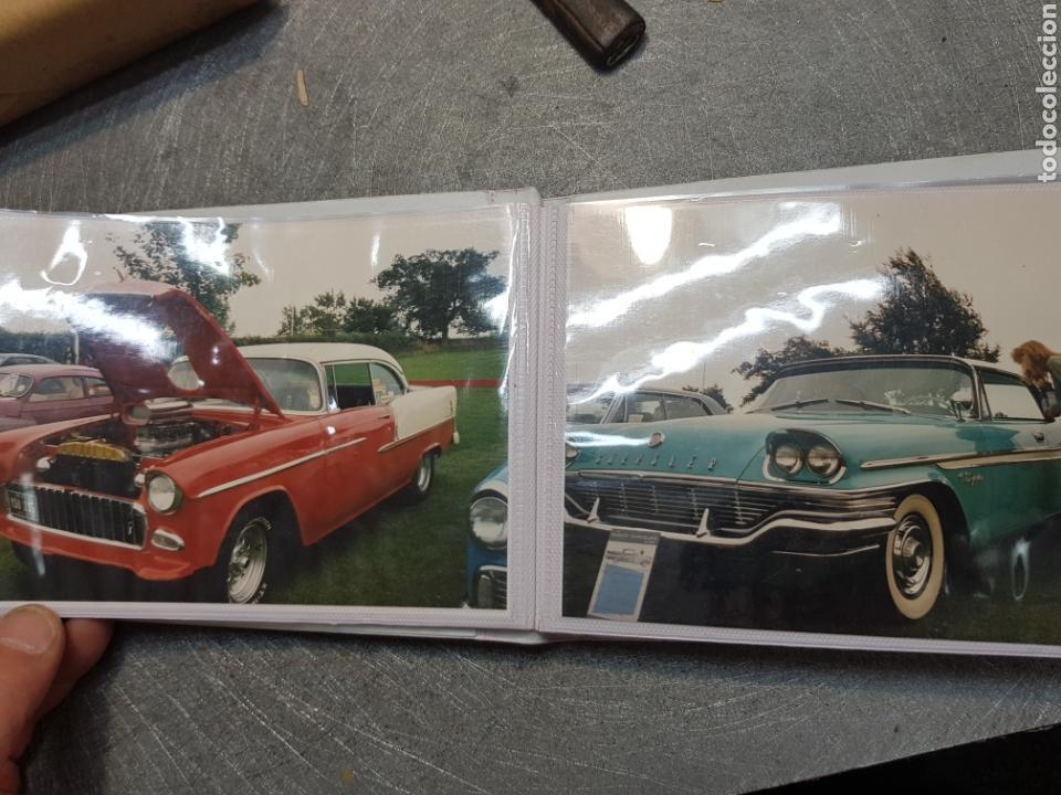 Fotografía antigua: Album fotos originales de coches antiguos - Foto 7 - 165816372