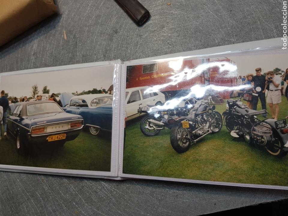 Fotografía antigua: Album fotos originales de coches antiguos - Foto 8 - 165816372
