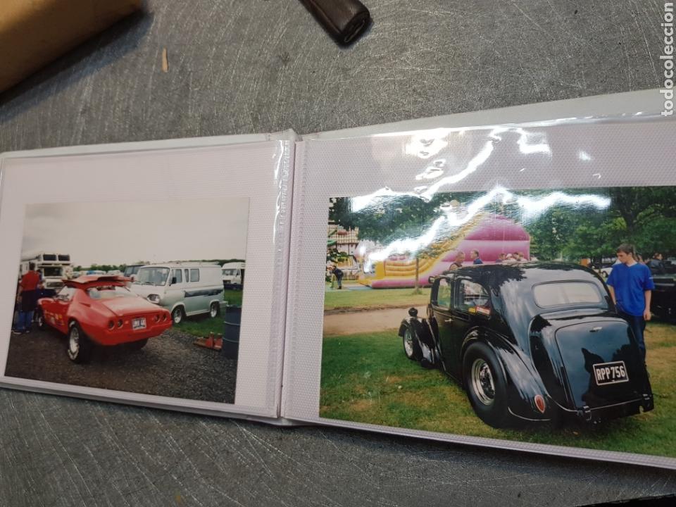 Fotografía antigua: Album fotos originales de coches antiguos - Foto 9 - 165816372