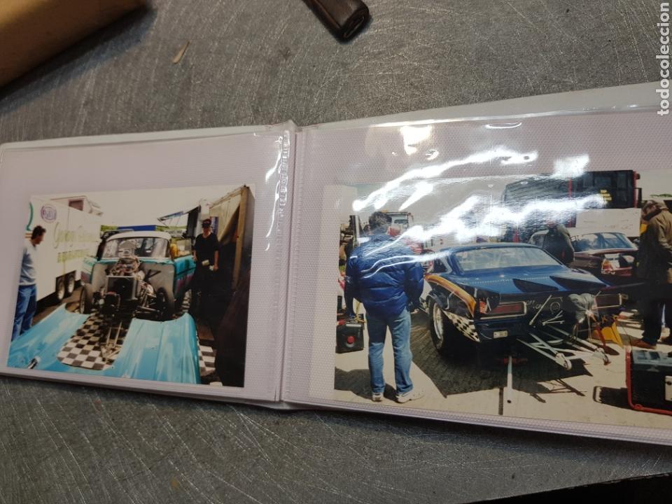 Fotografía antigua: Album fotos originales de coches antiguos - Foto 10 - 165816372