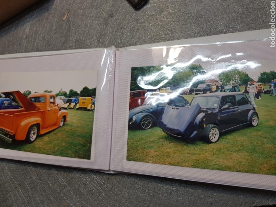 Fotografía antigua: Album fotos originales de coches antiguos - Foto 12 - 165816372