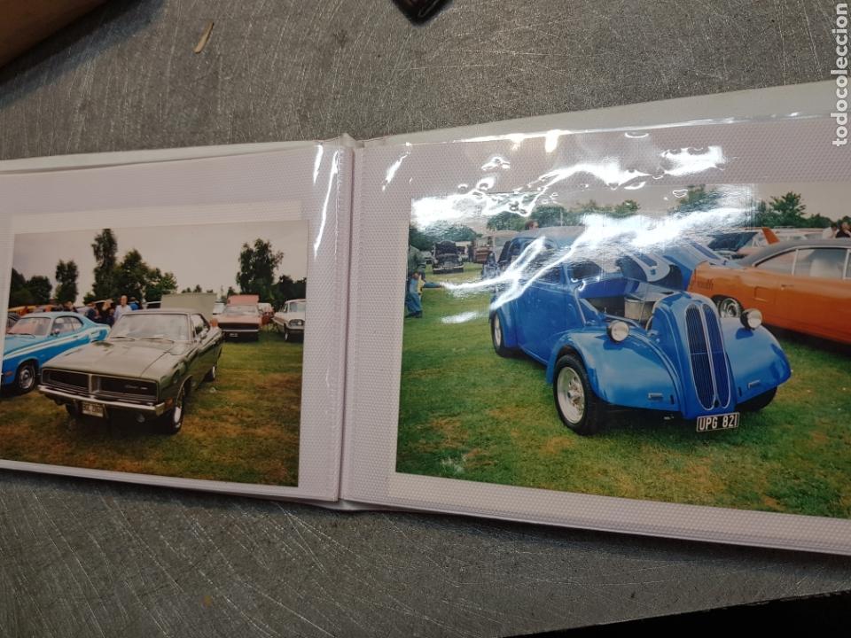 Fotografía antigua: Album fotos originales de coches antiguos - Foto 13 - 165816372