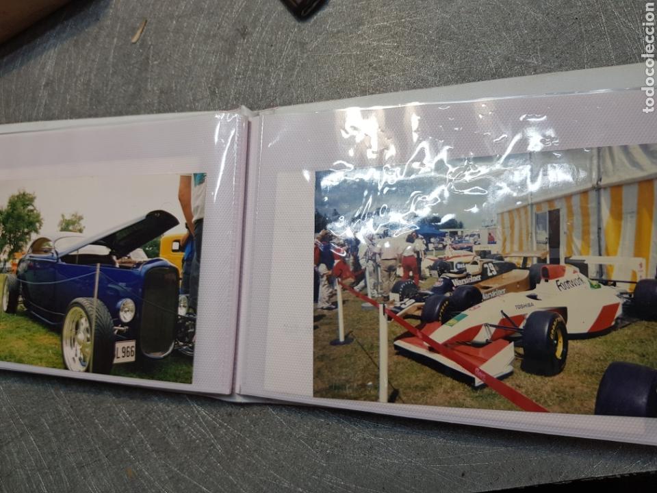 Fotografía antigua: Album fotos originales de coches antiguos - Foto 14 - 165816372