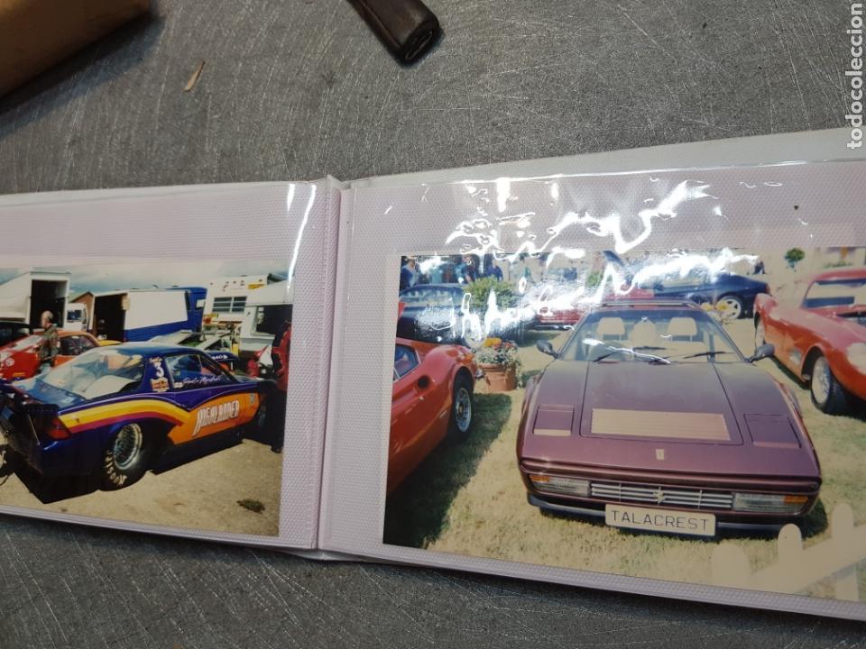 Fotografía antigua: Album fotos originales de coches antiguos - Foto 15 - 165816372