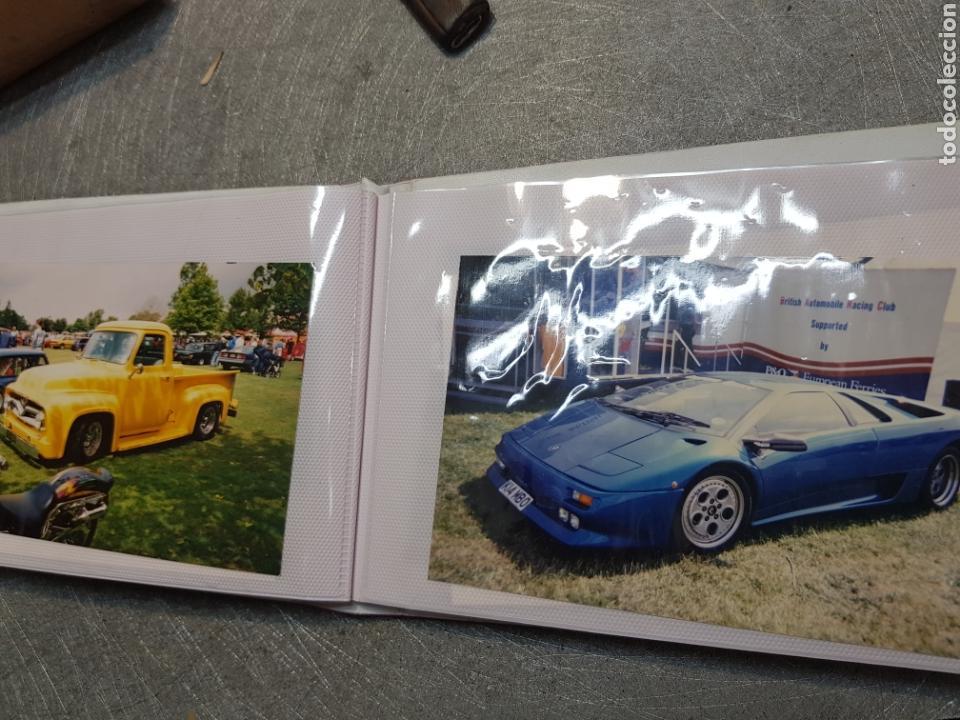 Fotografía antigua: Album fotos originales de coches antiguos - Foto 16 - 165816372