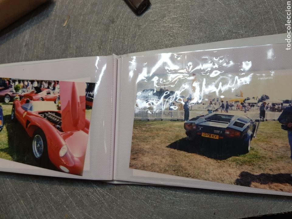 Fotografía antigua: Album fotos originales de coches antiguos - Foto 17 - 165816372