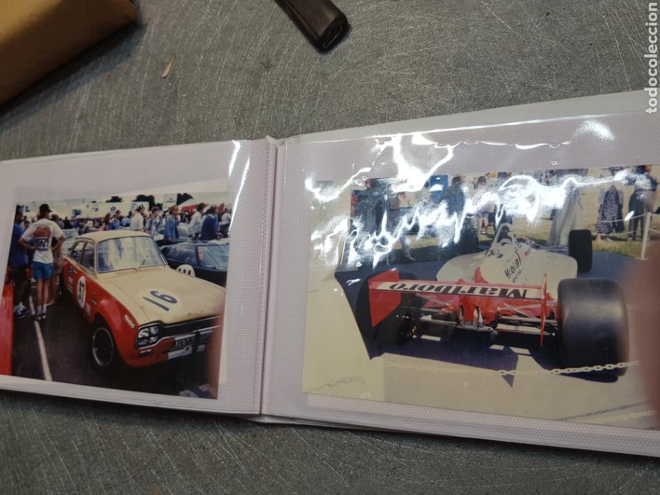 Fotografía antigua: Album fotos originales de coches antiguos - Foto 18 - 165816372