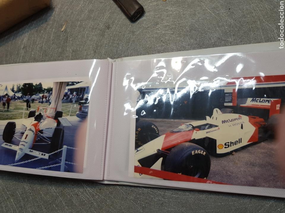 Fotografía antigua: Album fotos originales de coches antiguos - Foto 19 - 165816372