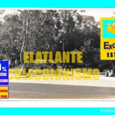 Fotografía antigua: AVENIDA - PRADO DE MONTEVIDEO - URUGUAY - RARÍSIMA FOTOGRAFÍA ORIGINAL AÑOS 20 - EXCELENTE. Lote 167127204