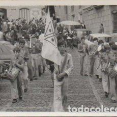 Fotografía antigua: FOTO FIESTAS TIPICAS CADIZ. AÑO 1974. DESFILE DE BANDA INFANTIL FOTCAR-070. Lote 168031312