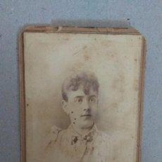 Fotografía antigua: FOTOGRAFÍA ORIGINAL PRINCIPIOS SIGLO XX. Lote 168785296