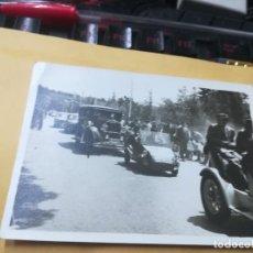 Fotografía antigua: ANTIGUA FOTOGRAFIA RALLYE DE COCHES ANTIGUOS ( RALLY COCHES ANTIGUOS ) COCHE. Lote 169155856