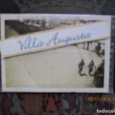 Fotografía antigua: REGULARES 19-V-1939 EL TABOR 2 ª COMPAÑIA DESFILE CON EL CARNERO FINAL GUERRA CIVIL LEGION MELILLA. Lote 121411331