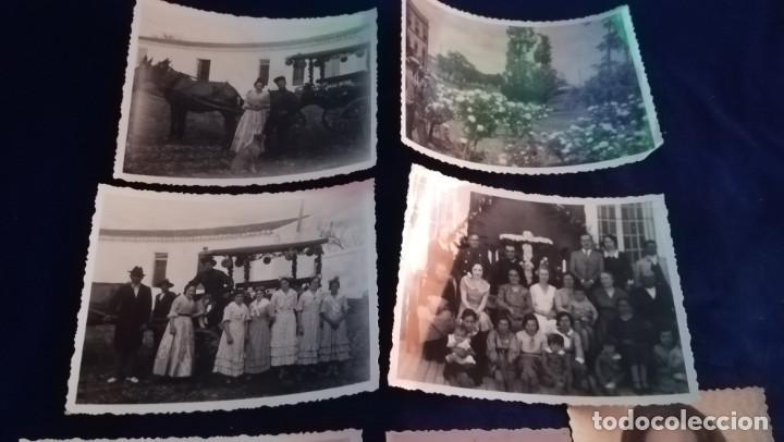 Fotografía antigua: LOTE ANTIGUAS FOTOGRAFIAS - Foto 2 - 169981188