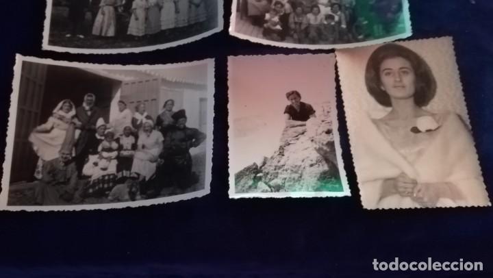 Fotografía antigua: LOTE ANTIGUAS FOTOGRAFIAS - Foto 3 - 169981188
