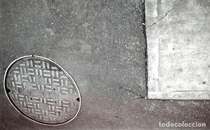 NEW YORK. FOTOGRAFIA EN BLANCO Y NEGRO. FIRMADO. ESPAÑA (?). SIGLO XX (Fotografía - Artística)