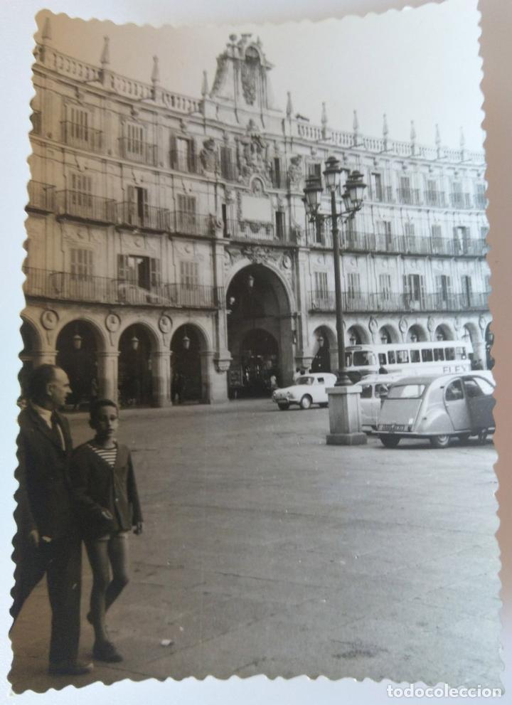 SALAMANCA LOTE 9 FOTOGRAFIAS 1965 (Fotografía - Artística)