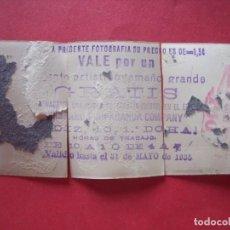 Fotografía antigua: HISPANO PROPAGANDA COMPANY.-FOTOGRAFIAS.-AÑO 1935.. Lote 170398260
