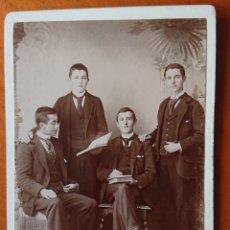 Fotografía antigua: FOTOGRAFÍA OVIEDO, ASTURIAS, ORIGINAL, BUEN TAMAÑO. Lote 171055163