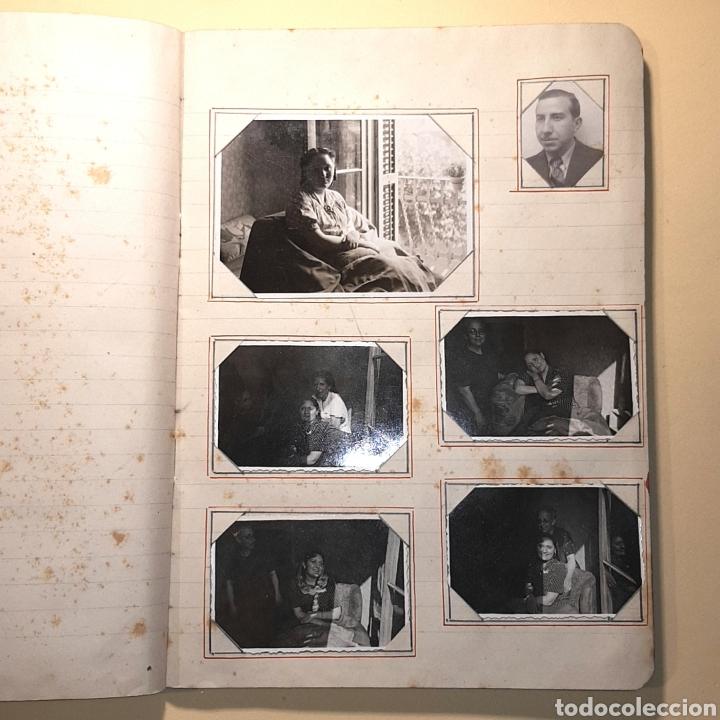 Fotografía antigua: CUADERNO ALBUM FOTOGRAFICO - CON FOTOS ANTIGUAS (VER FOTOS ADJUNTADAS) - Foto 7 - 171072223