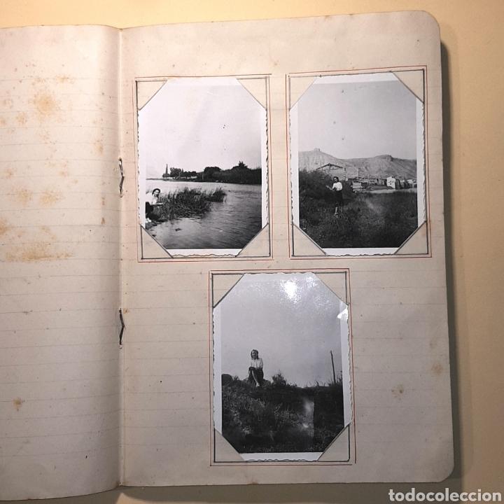 Fotografía antigua: CUADERNO ALBUM FOTOGRAFICO - CON FOTOS ANTIGUAS (VER FOTOS ADJUNTADAS) - Foto 11 - 171072223