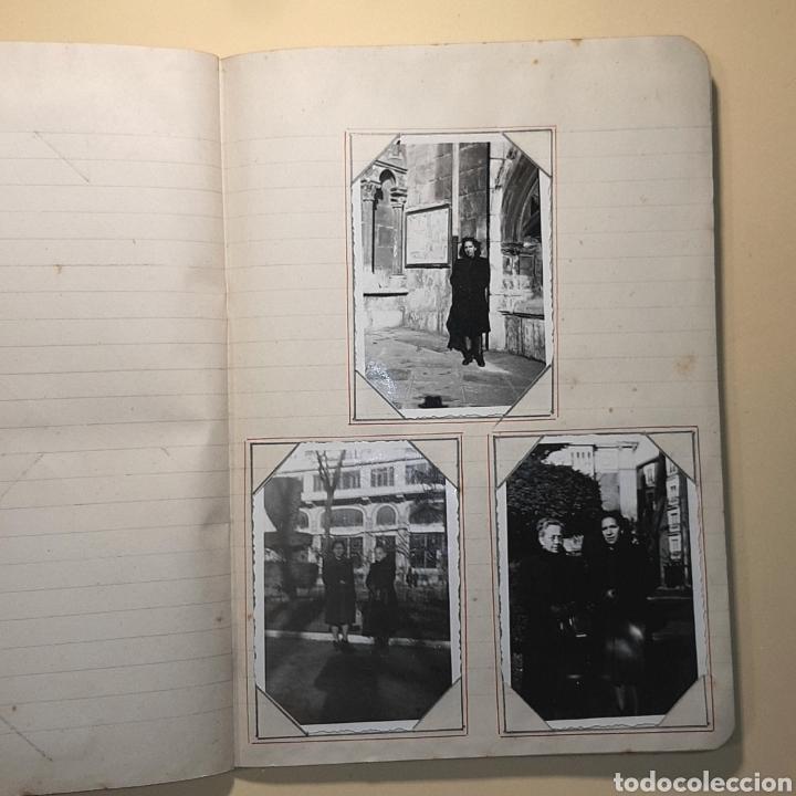 Fotografía antigua: CUADERNO ALBUM FOTOGRAFICO - CON FOTOS ANTIGUAS (VER FOTOS ADJUNTADAS) - Foto 12 - 171072223