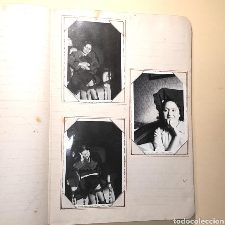 Fotografía antigua: CUADERNO ALBUM FOTOGRAFICO - CON FOTOS ANTIGUAS (VER FOTOS ADJUNTADAS) - Foto 14 - 171072223
