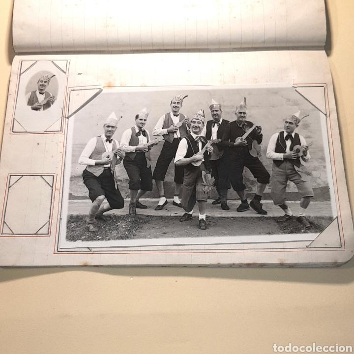 Fotografía antigua: CUADERNO ALBUM FOTOGRAFICO - CON FOTOS ANTIGUAS (VER FOTOS ADJUNTADAS) - Foto 16 - 171072223