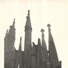 Photographie ancienne: == A878 - FOTOGRAFIA - PAISAJE - BARCELONA. Lote 171163760