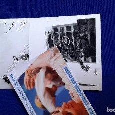 Fotografía antigua: FOTO FALLA NAJORDANA Y UNA PARTE DE FALLA PLAZA MERCADO CENTRAL AÑO 1971. Lote 171678032