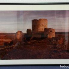 Fotografía antigua: FOTOGRAFÍA CASTILLO MOYA (CUENCA) POR REINHART WOLF (1930 - 1988). Lote 172076970