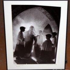 Fotografía antigua: EL FOTOGRAFO DE REUS - MANUEL CUADRADA I GIBERT - FOTOGRAFIA - PATER NOSTER . 42 X 31 CM.. Lote 172236285