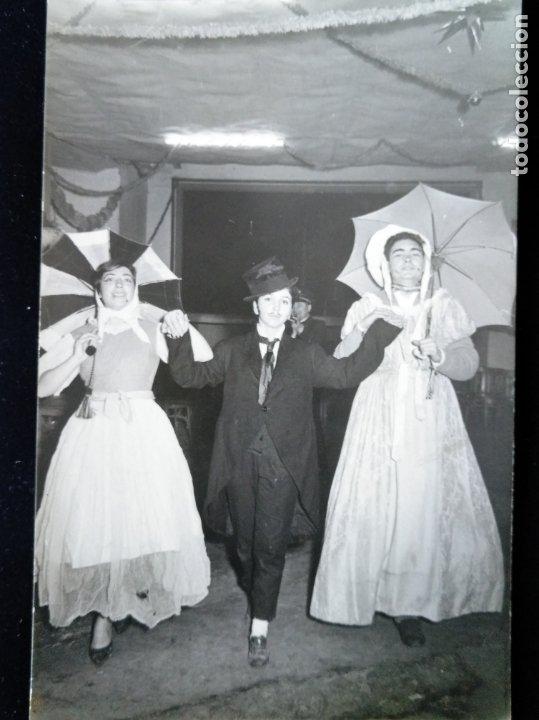 VALENCIA FALLAS 1962 CARNAVAL DISFRACES FOTO BETETA (Fotografía - Artística)