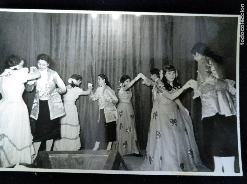 VALENCIA 1953 FALLAS CARNAVAL DISFRACES FOTO PÉREZ APARISI (Fotografía - Artística)