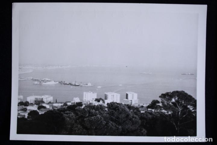 FOTOGRAFÍA MALLORCA BAHIA PALMA DE MALLORCA 1966 (Fotografía - Artística)
