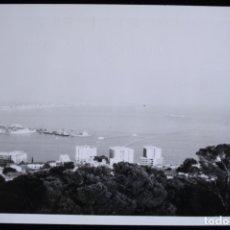 Fotografía antigua: FOTOGRAFÍA MALLORCA BAHIA PALMA DE MALLORCA 1966. Lote 173160123