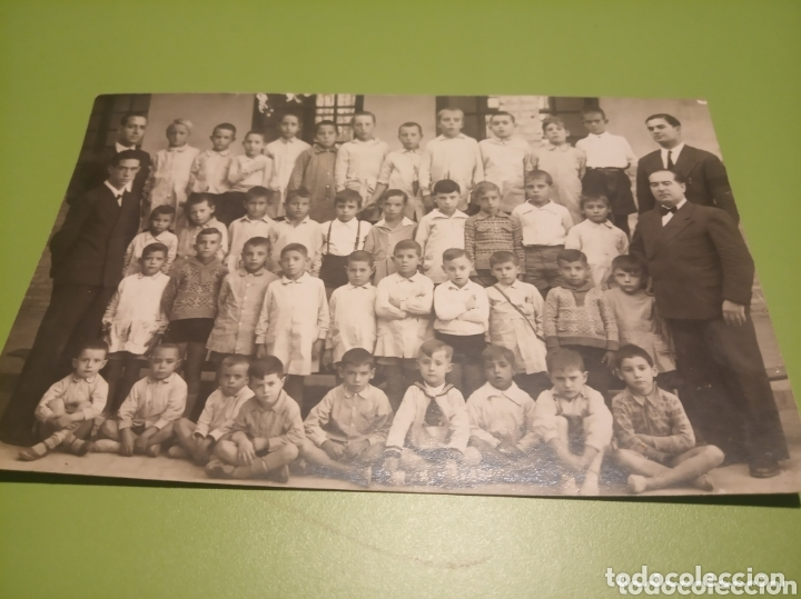 FOTO GRUPO ESCOLAR 1933 (Fotografía - Artística)