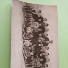 Fotografía antigua: FOTO GRUPO ESCOLAR. Lote 174028953