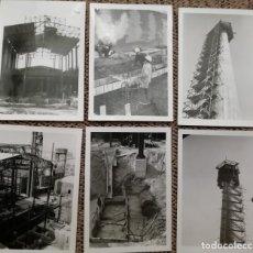 Fotografía antigua: COLECCION DE 26 FOTOS DE LA CONSTRUCCION DE LA FACTORIA ATEVI AÑO 1971.. Lote 174045837