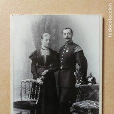 Fotografía antigua: FOTOGRAFÍA ANTIGUA. MILITAR ALEMÁN CONDECORADO. PRIMERA GUERRA MUNDIAL.. Lote 174083378