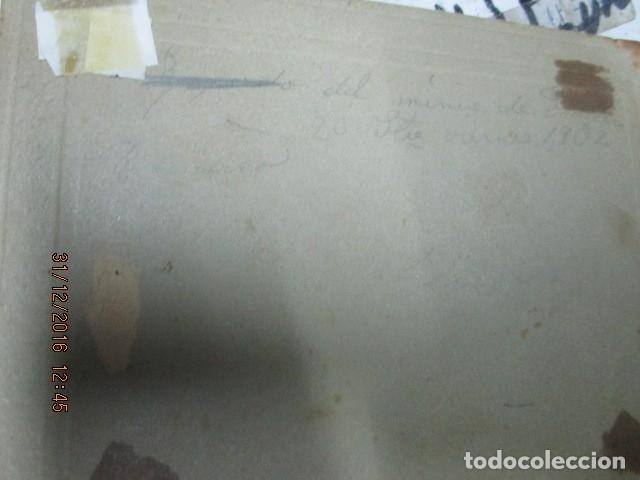 Fotografía antigua: 1902 MINUE GODELLA VALENCIA ANTIGUA FOTOGRAFIA PRINCIPIO SIGLO BAILARINES CON TRAJE REGIONAL - Foto 6 - 174479743